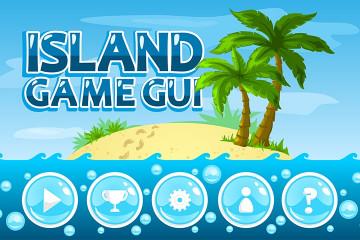 Island Game – Free GUI