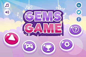 Gems Games – Free GUI
