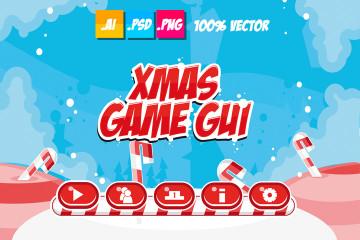 Xmas Game – Free GUI