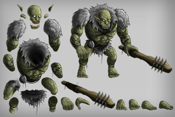 2D-Game-Troll-Free-Character-Sprites