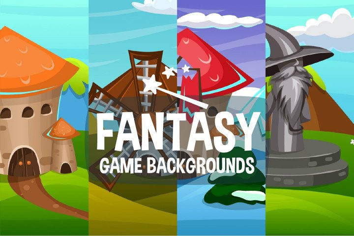 fantasy_cartoon_game_backgrounds