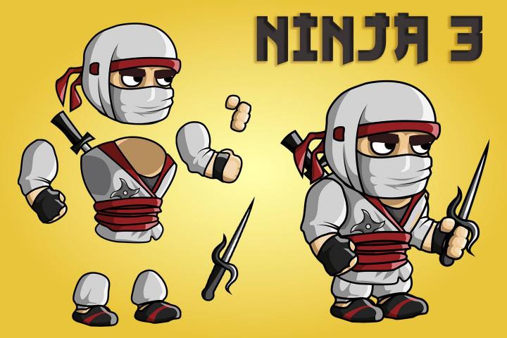2d-fantasy-ninja-sprite-sheets