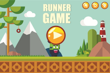 Runner Game Kit
