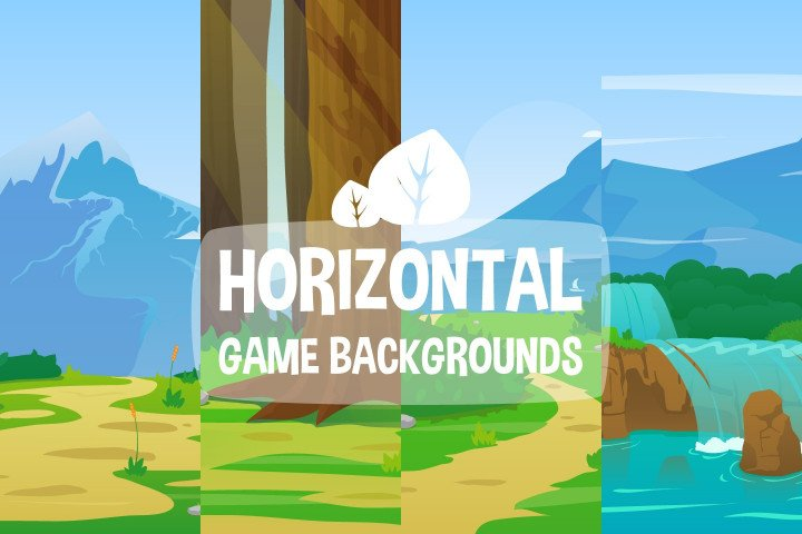 nature-horizontal-2d-game-backgrounds