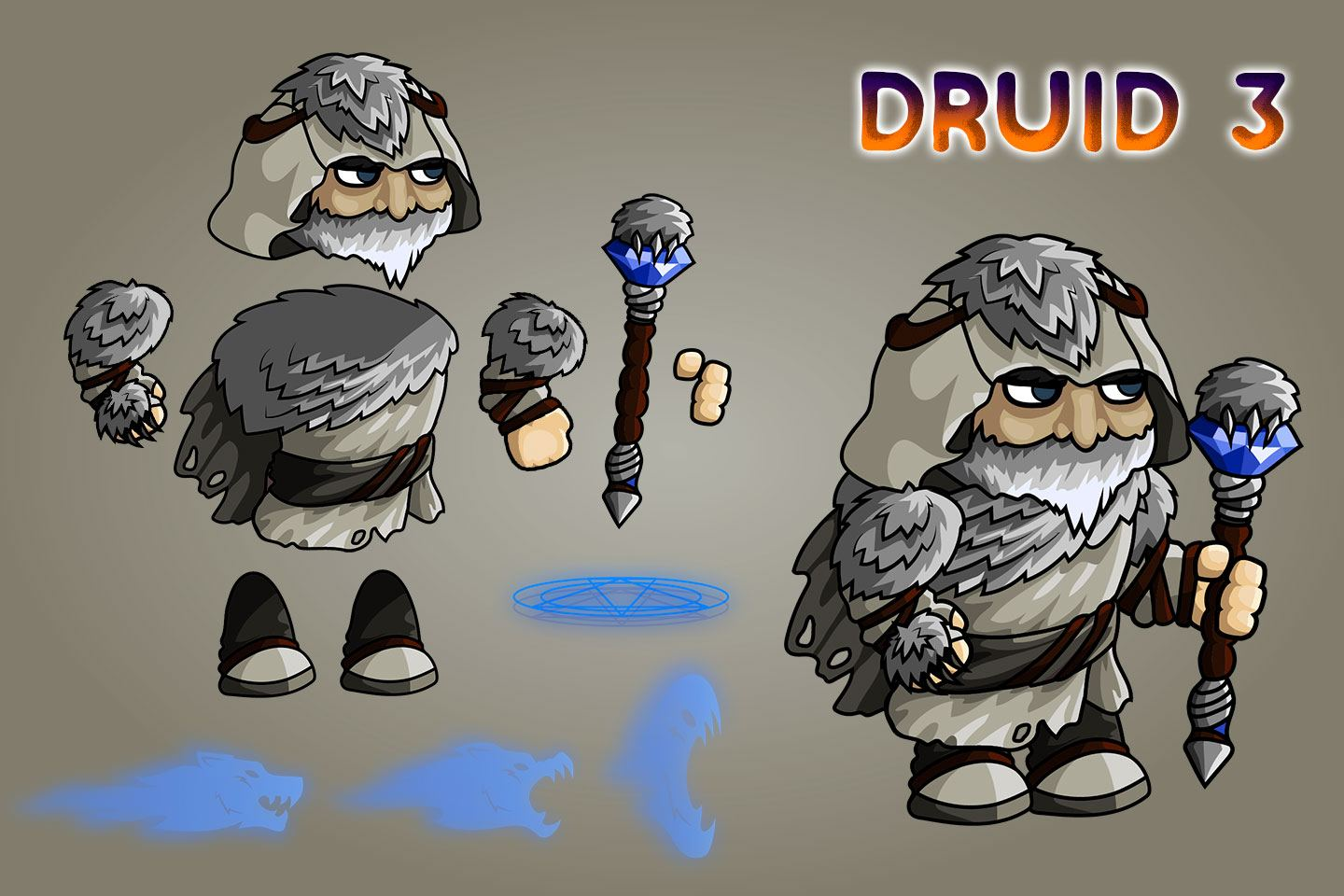 Druid Pvpfor All Of Yourneeds
