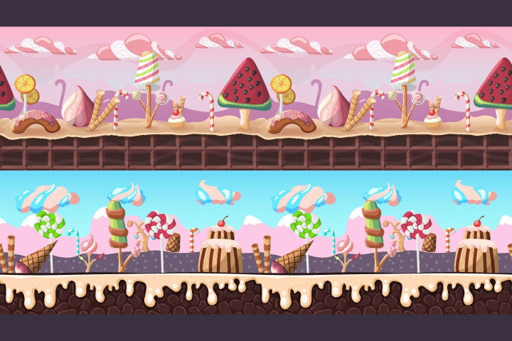 Candy-2D-Game-Backgrounds