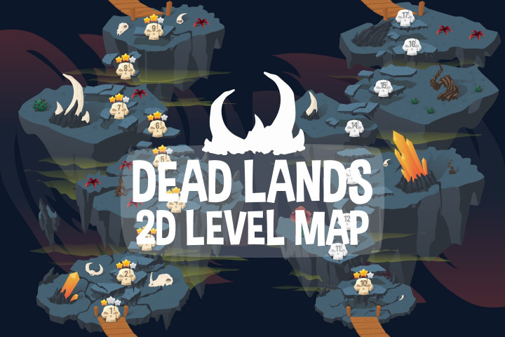 Dead-Lands-Level-Map-2D-Backgrounds