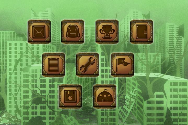 Post-Apocalyptic-GUI