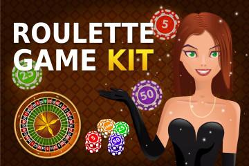 Roulette Game Kit