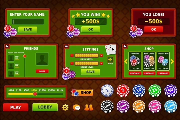 Roulette-Game-Kit