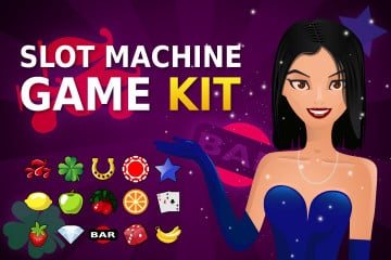 Slot Machine Game Kit