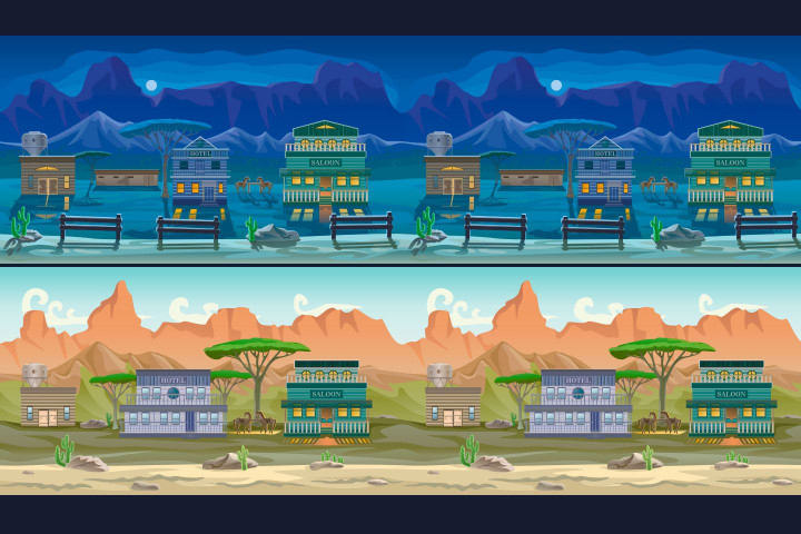 Western-2D-Game-Backgrounds