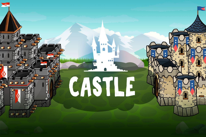 Free Castle 2D Game Assets