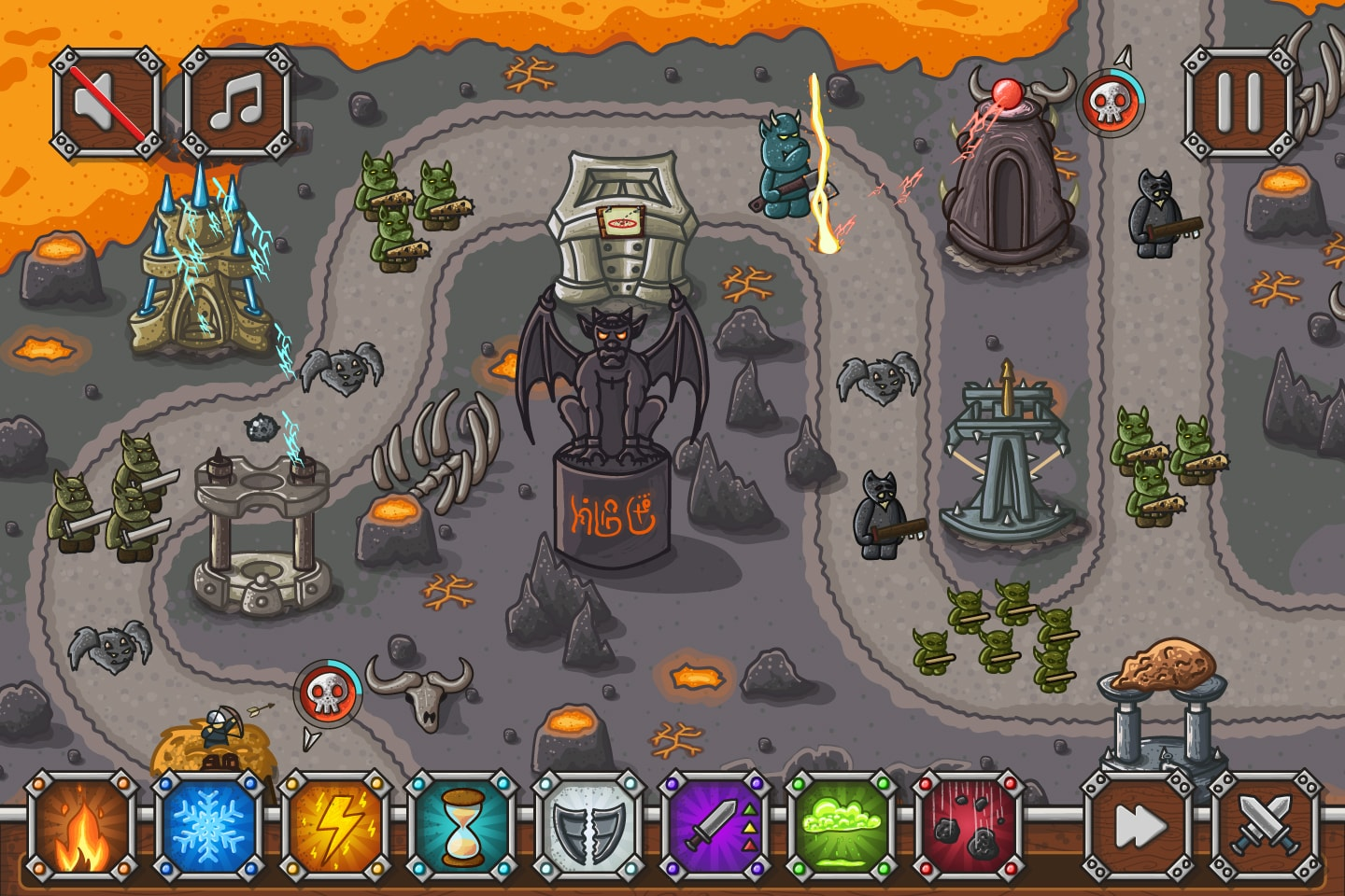 free online tower defense games zombie
