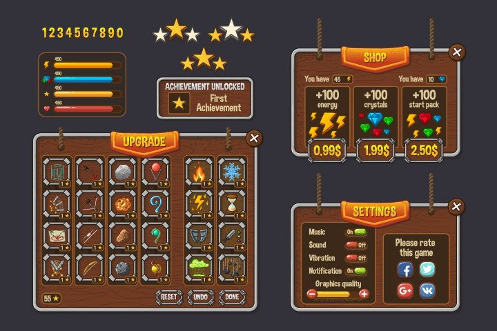 Tower-Defense-2D-Game-Kit