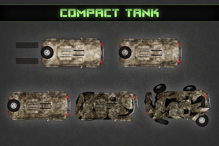 Zombie-TDS-Machines-and-Tanks