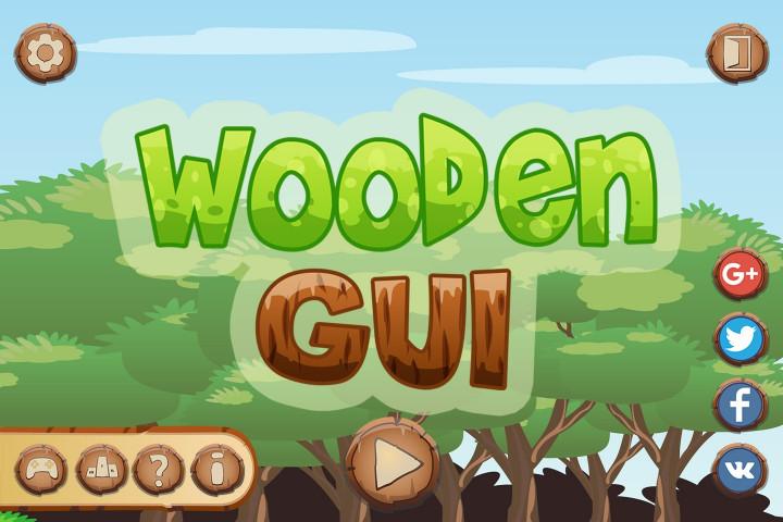 Wooden-GUI