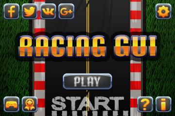 Racing GUI