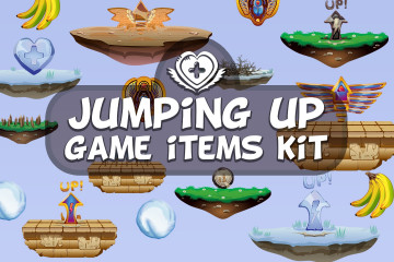 Free Jumping Up Game Items