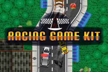 Free Racing Game Kit