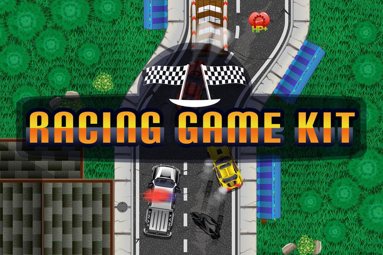 Free Racing Game Kit Craftpix Net