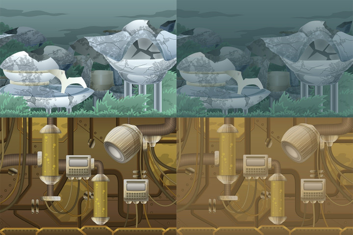 SCI-FI-2D-Game-Backgrounds