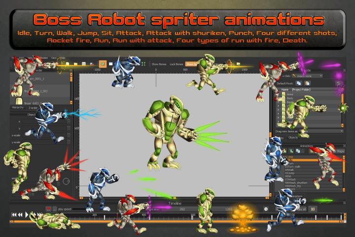 Boss-Robot-Character-2D-Sprites