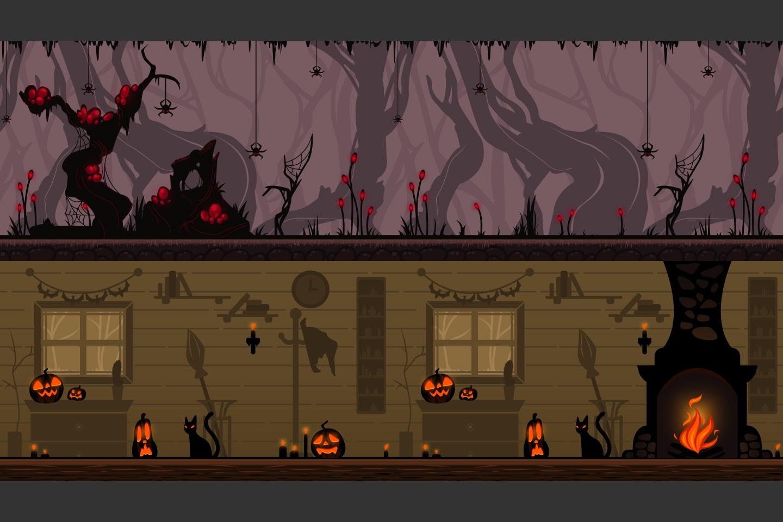 backgrounds2c halloween