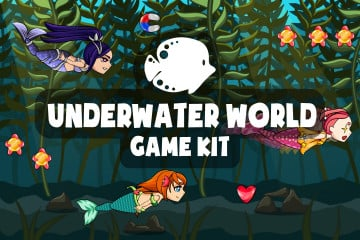 Underwater World Game Kit