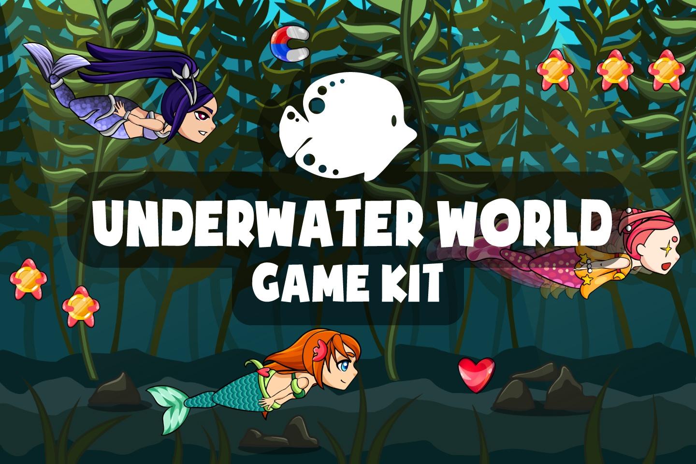 Underwater World Game Kit