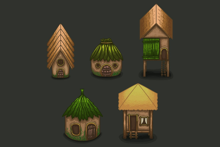 2D-RPG-Tropical-Tileset
