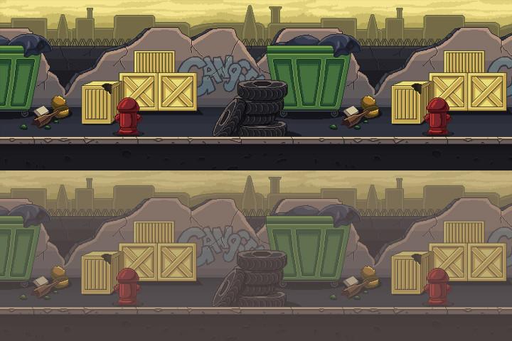 Free-Pixel-Art-Street-2D-Backgrounds