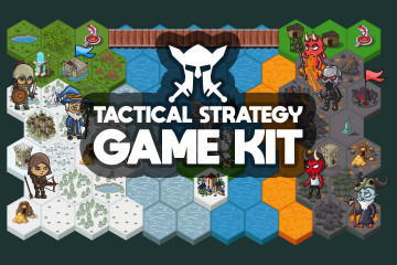 Tactical Strategy Game Kit