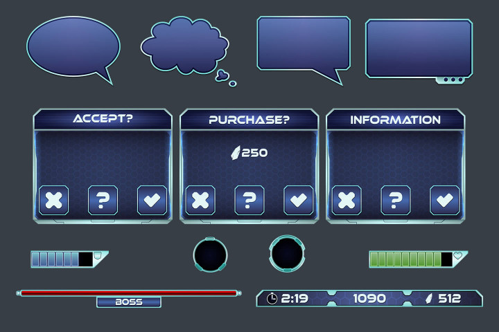 Free-Space-Shooter-Game-GUI