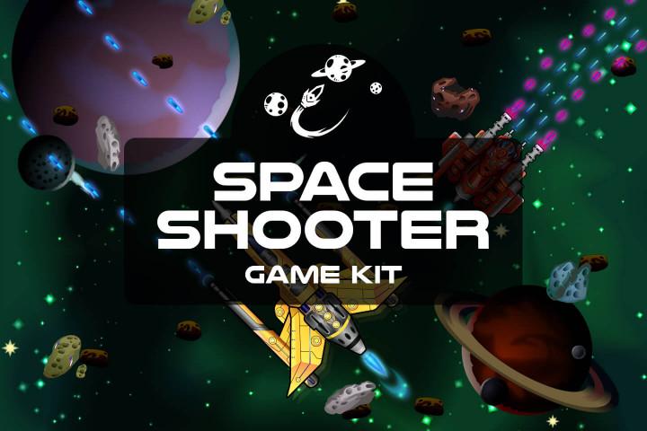 Space-Shooter-Game-Kit