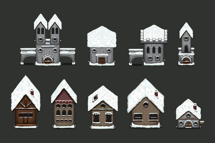 Winter-Medieval-City-2D-Tileset
