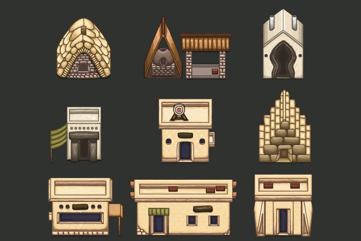 Desert-Medieval-City-2D-Tileset