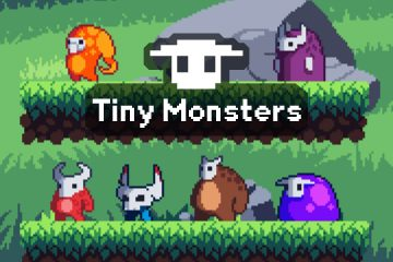 Tiny Monsters Pixel Art Pack