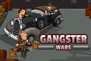 Gangster Wars 2D Game Kit