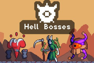 Hell Boss Sprite Sheets Pixel Art