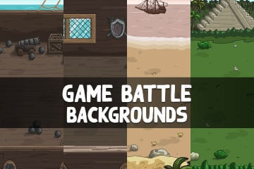 Game Battle Backgrounds