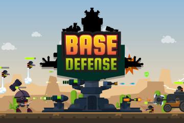 Base Defense 2D Game Kit