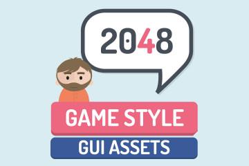 2048 Game Kit