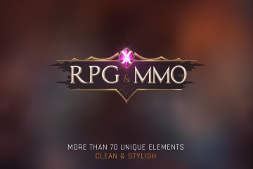 RPG and MMO UI X