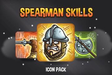 Spearman Skills Icon Pack